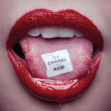 Tyler Shields - Chanel acid 38 x 38 cm edt. 3