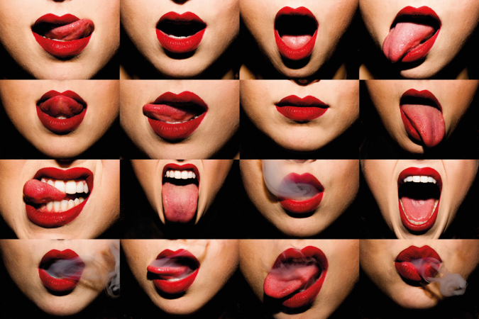 Tyler Shields - Mouthful 157x213 Edt. 3
