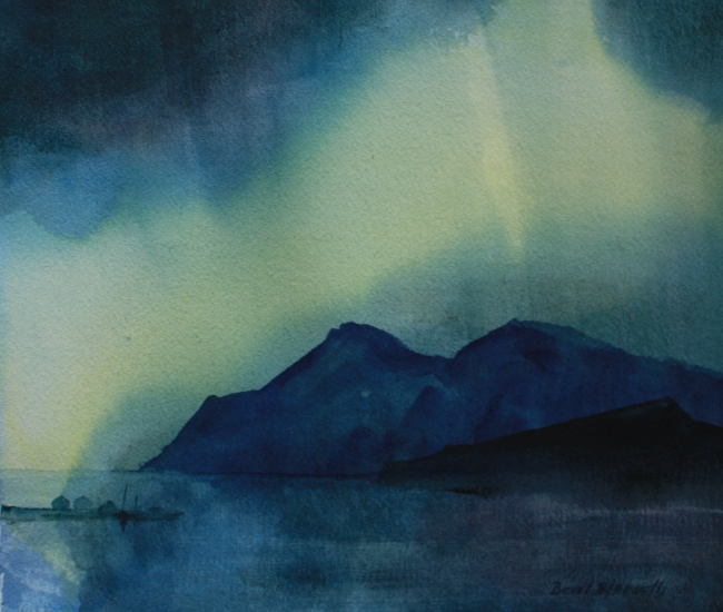 Berit Bjørseth - Northern Lights