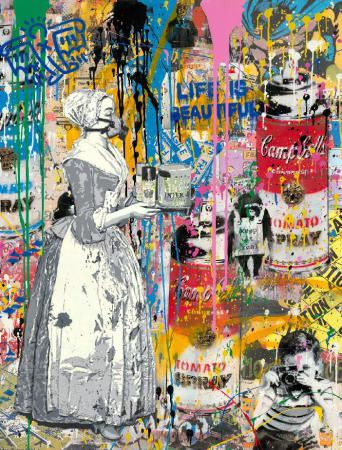 Mr. Brainwash - House special