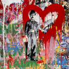Mr. Brainwash - Chaplin