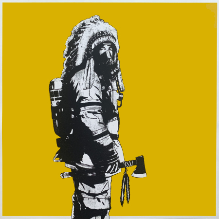 Dolk - Chief (yellow)