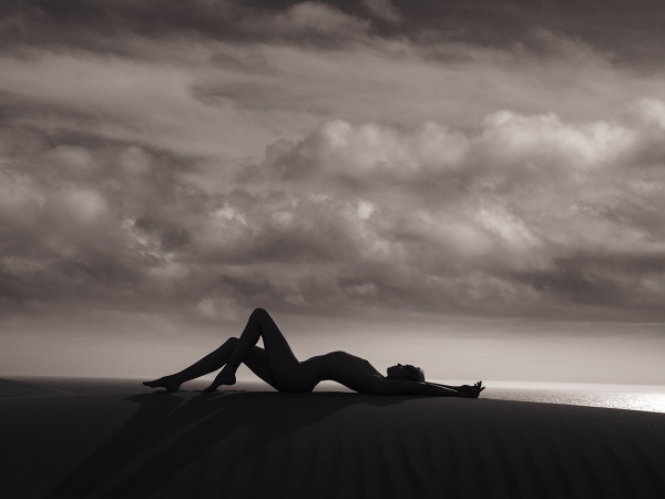 Tyler Shields - Edge of the world 57 x 76 cm edt. 3