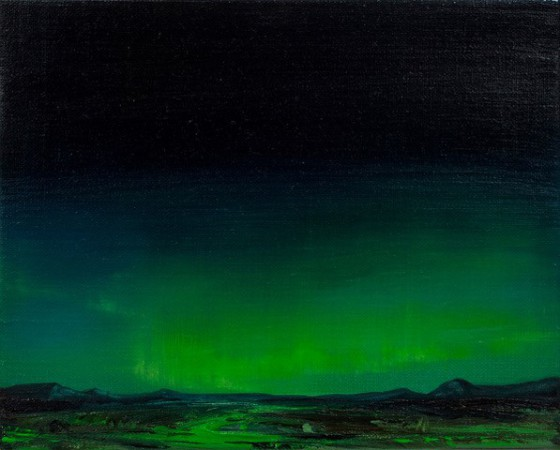 Ingeborg Stana - Northern Lights I