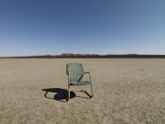 Morten Qvale - Chair Mojave Desert