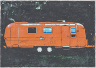 Nils Petter Aaland - Airstream orange