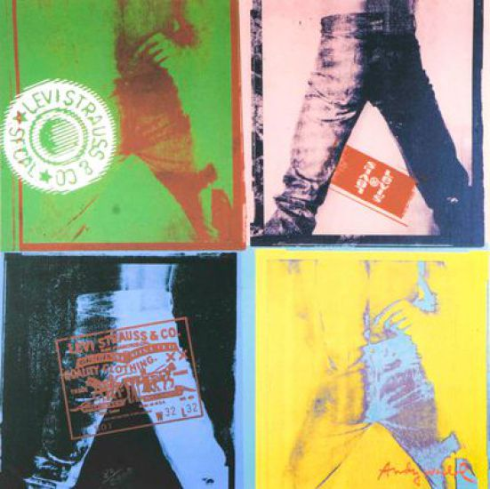 Andy Warhol - Levi's
