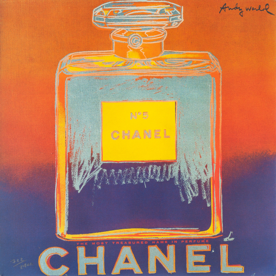 Andy Warhol - Chanel No 5