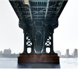 Morten Qvale - Manhattan Bridge Monument