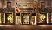 Morten Qvale - Burberry New Bond Street