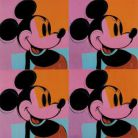 Andy Warhol - Mickey Mouse