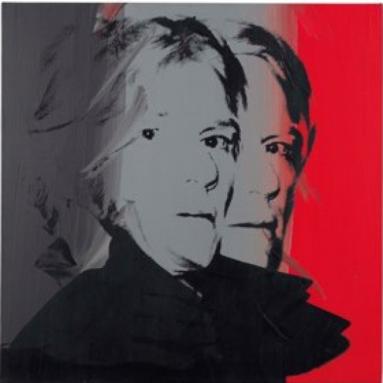 Andy Warhol - Self portrait