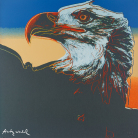 Andy Warhol - Bald eagle
