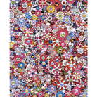 Takashi Murakami - Circus: Embrace Peace and Darkness within Thy Heart
