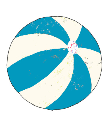 Andreas Lundberg - Beachball Cyan