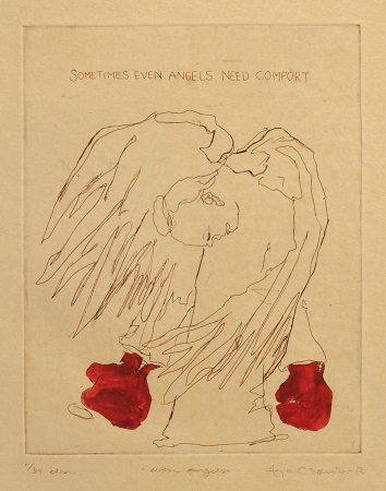 Anja Cecilie Solvik - Even angels