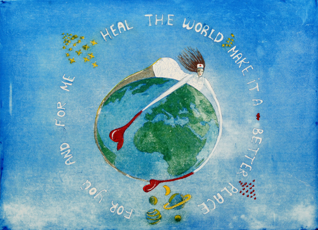 Marianne B. Gudem - Heal the world