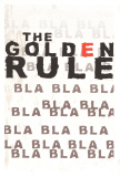 Andreas Lundberg - The bla bla-series - The golden rule
