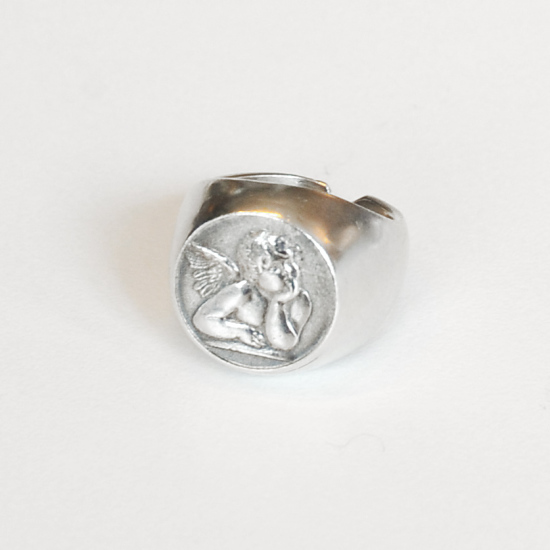 by me - Marianne Tefre - Angel ring