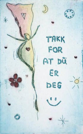 Marianne B. Gudem - Takk for at du er deg