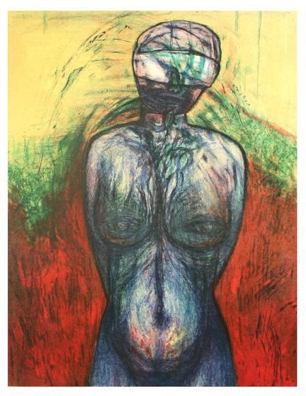 Bilderesultat for martyr kunst