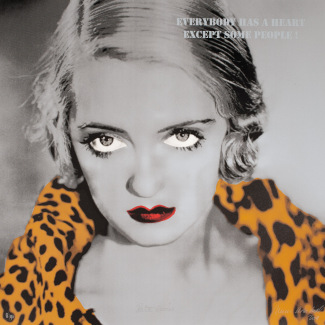 Unni Askeland - BIG BIG BIG | Bette Davis