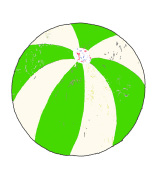 Andreas Lundberg - Beachball Green